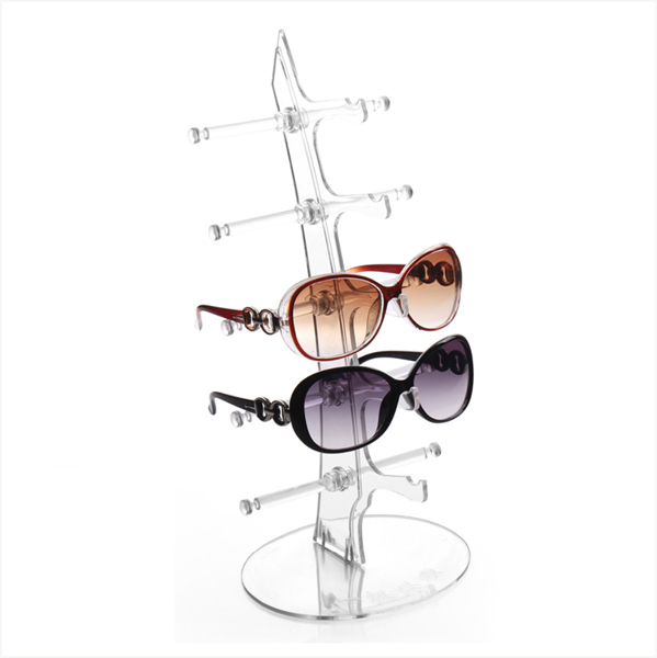 beautiful sunglasses rack