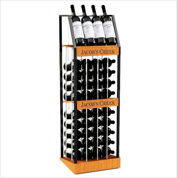 wine holder shelf