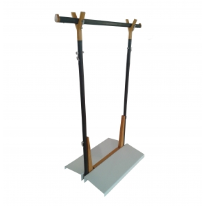 CFK Garment Hang Rail