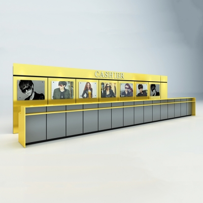 Clothing Stores Display Wall System